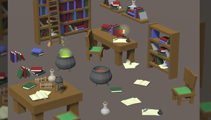 Potion Room