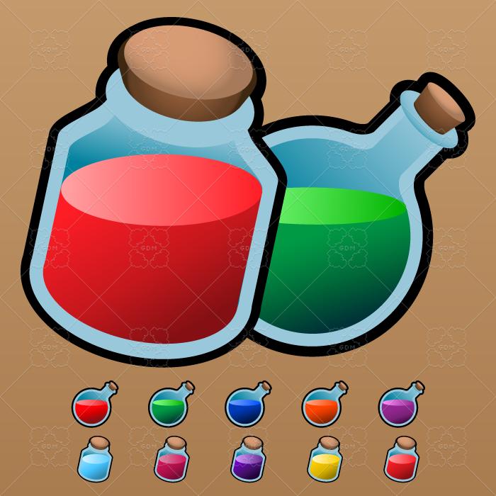 Basic potions