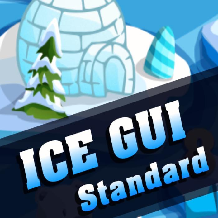 Winter Ice GUI Standard