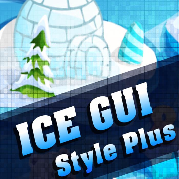 Winter Ice GUI Style Plus