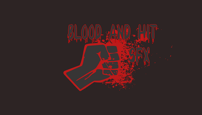 Blood and Hit SFX