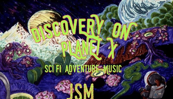 Discovery on Planet X