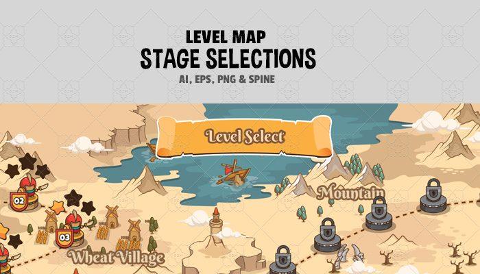 Level Map V1