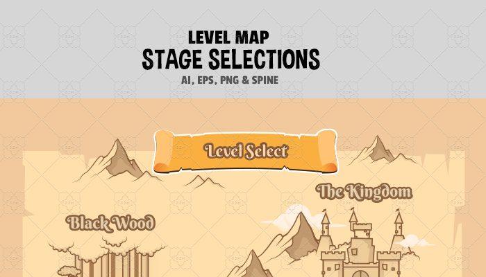 Level Map V2