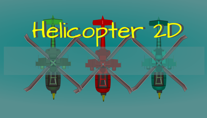 Helicopter top-down