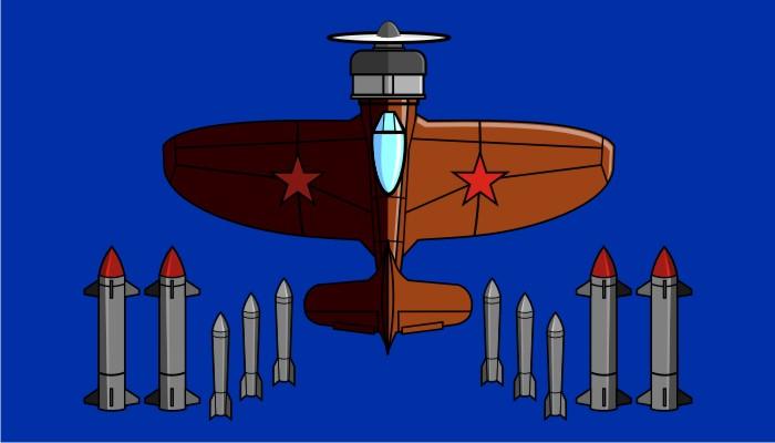 World War II Jet Fighter