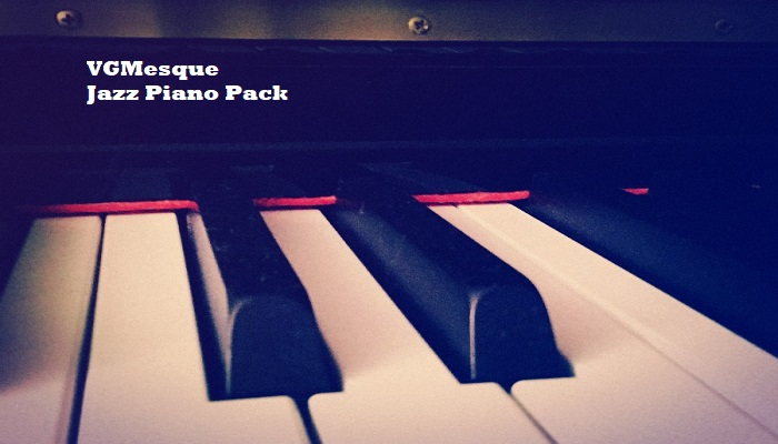 Jazz Piano Music Pack
