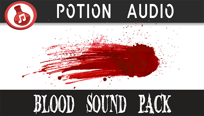 Blood Sound Pack