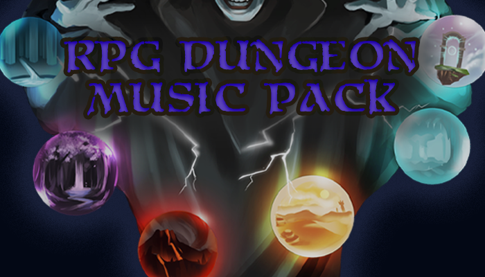 RPG Dungeon Music Pack