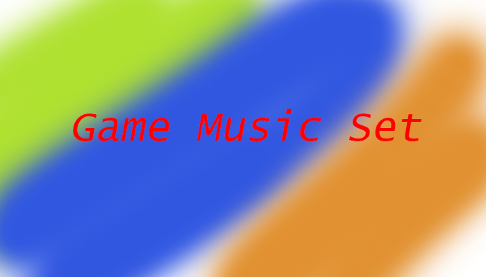 Game Music Set