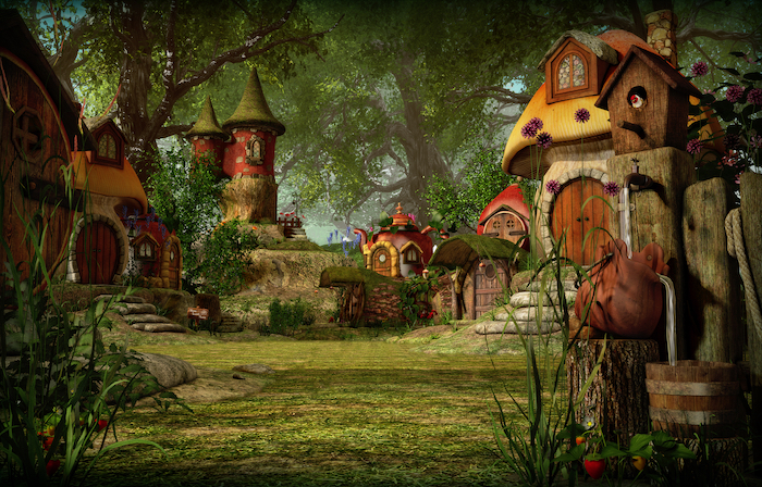 Fantasy Village Music