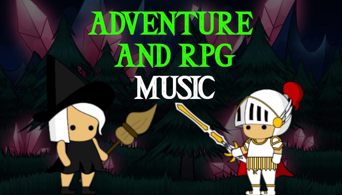 2D Adventure RPG Music Pack