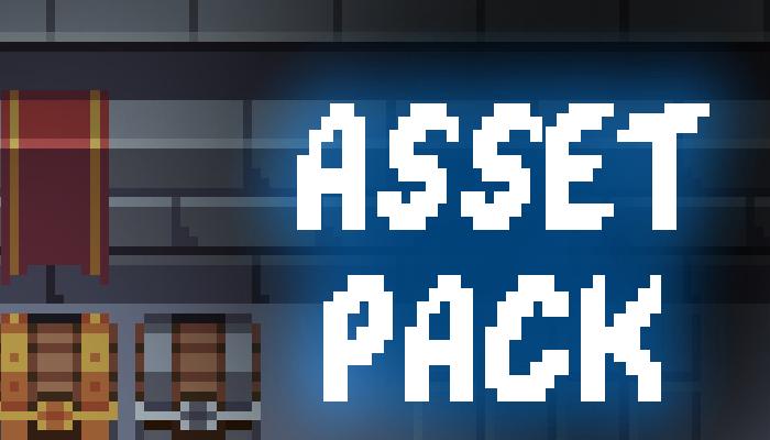 Retro Donjon – ASSET PACK (Character & enemies)