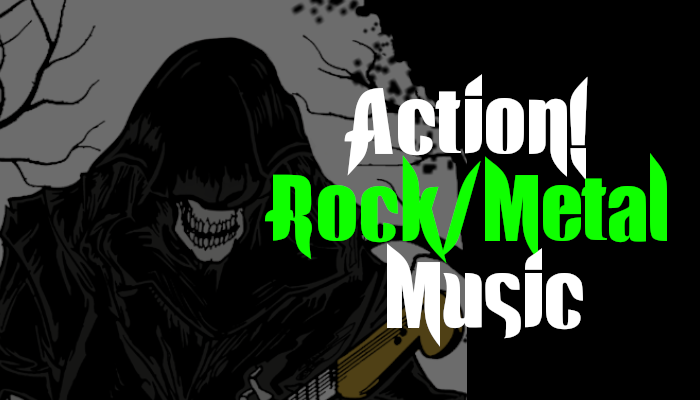 Action! Rock and Metal Music