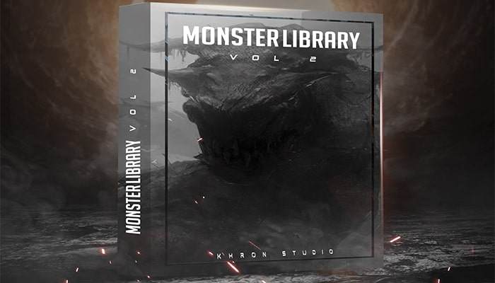 Monster Library Vol 2