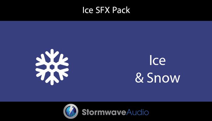 Ice SFX Pack