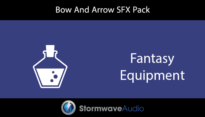 Bow And Arrow SFX Pack