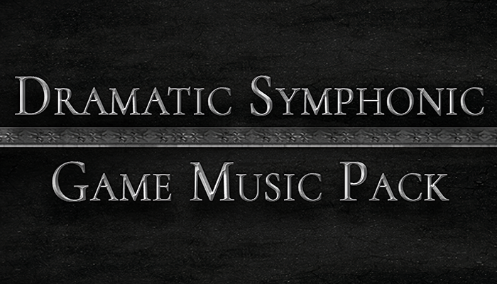 Dramatic Symphonic Game Music Pack