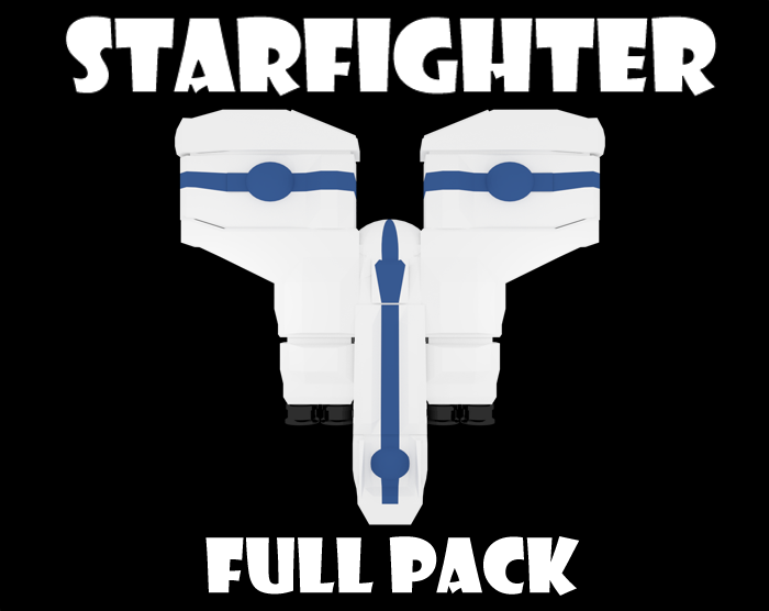 Starfighter – Full Pack