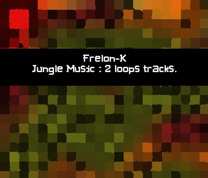 Jungle Music : 2 loop tracks