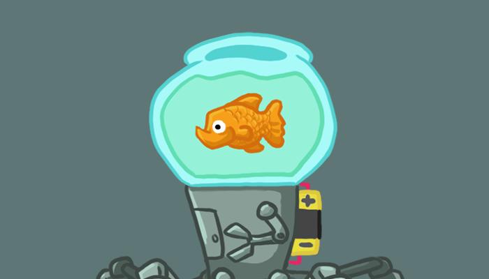 Goldfish Robot
