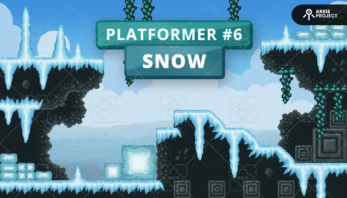 Platformer 6 Snow