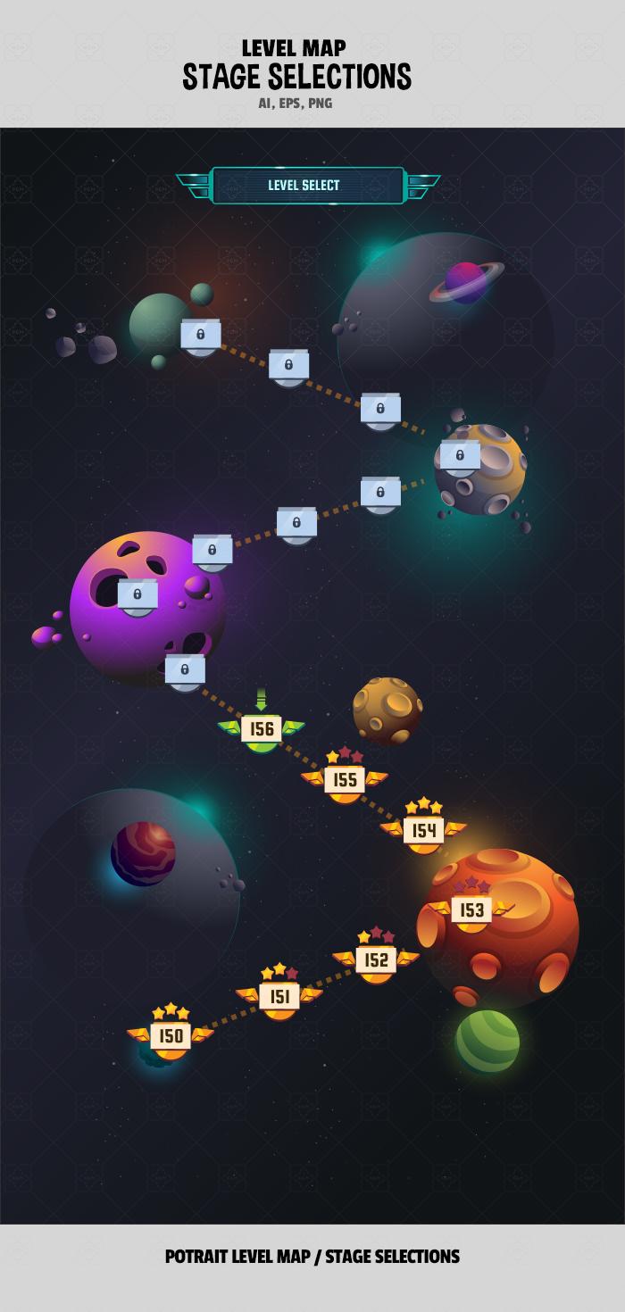 Level Map V3