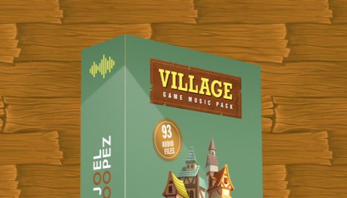 VILLAGE GAME MUSIC PACK