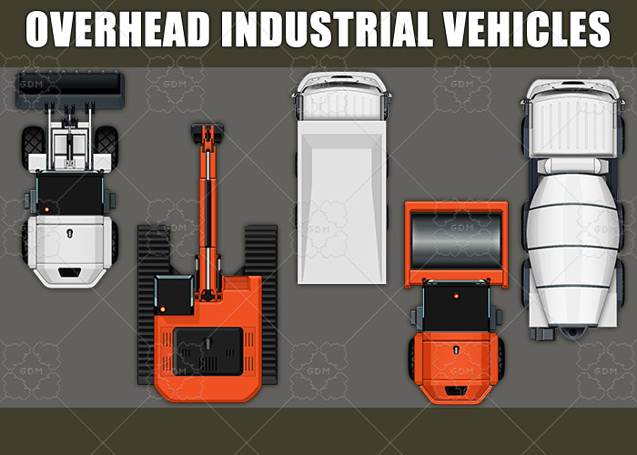 Overhead Industrial Vehicles