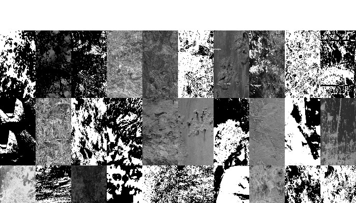 30 ABSTRACT TEXTURE BACKGROUNDS FOR SMARTPHONES – BLACK AND WHITE – VARIOUS DIMENSIONS (SEE DESCRIPTION)