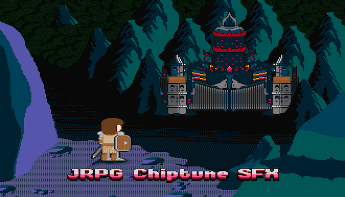 JRPG 8-Bit/Chiptune SFX Pack