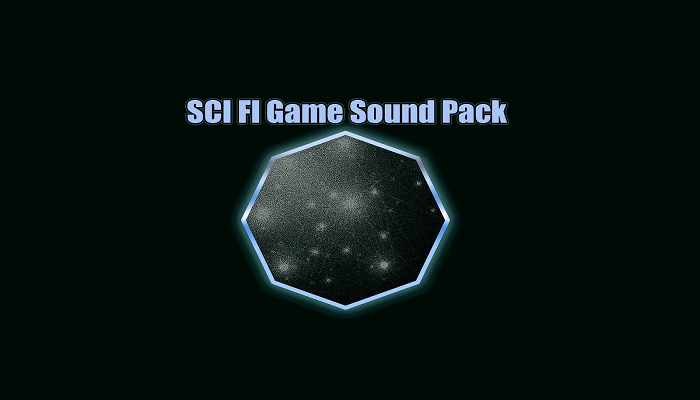 SCI FI Games Sound Pack