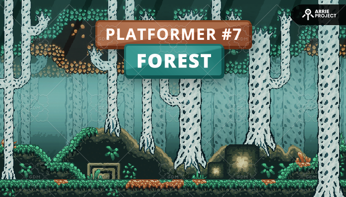 Platformer 7 Forest