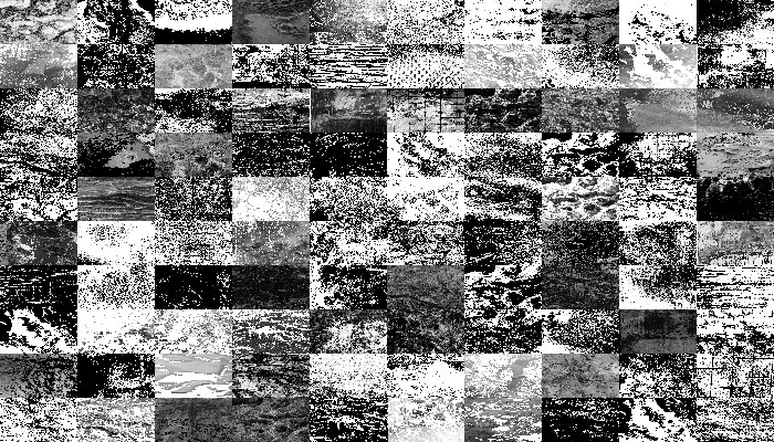 100 ABSTRACT TEXTURE BACKGROUNDS FOR SMARTPHONES – BLACK AND WHITE – VARIOUS DIMENSIONS (SEE DESCRIPTION)