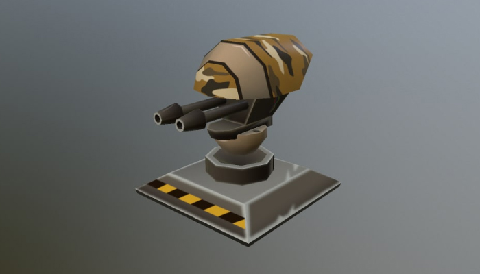 turret Bug
