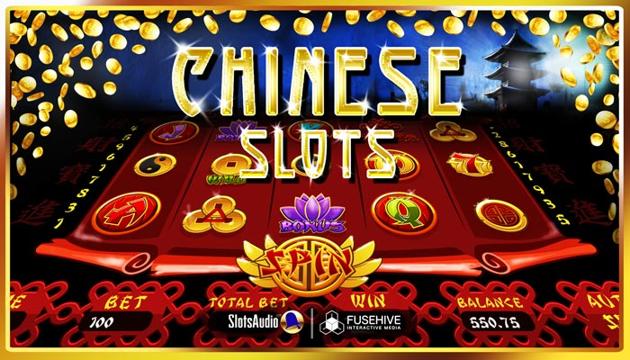CHINESE SLOT GAME SOUND EFFECTS LIBRARY – China Music and Sounds for Casino Games [Royalty-Free]