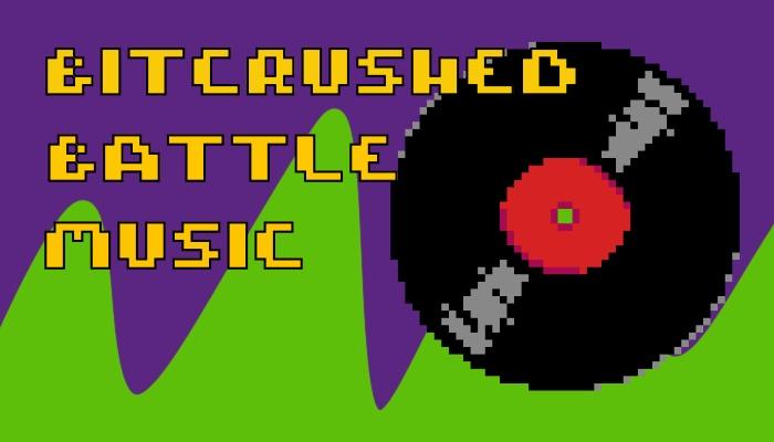 Bitcrushed Battle Themes