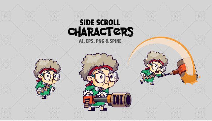 Character Set V17