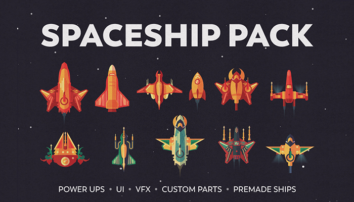 Spaceship Pack