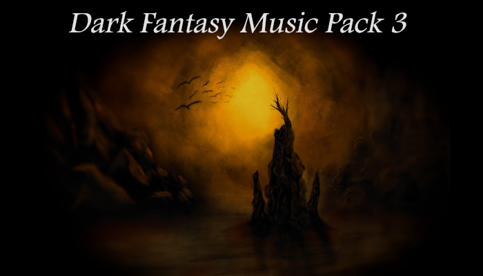 Dark Fantasy Music Pack 3