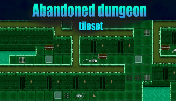 tile set dungeon