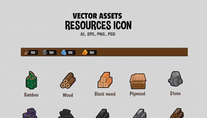 Resource Icon V1