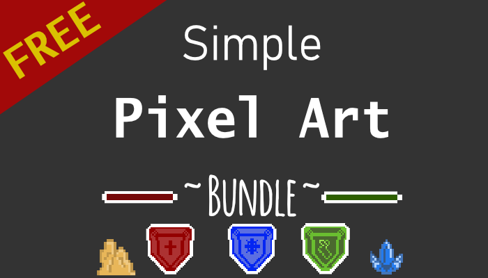 Simple Pixel Art Bundle