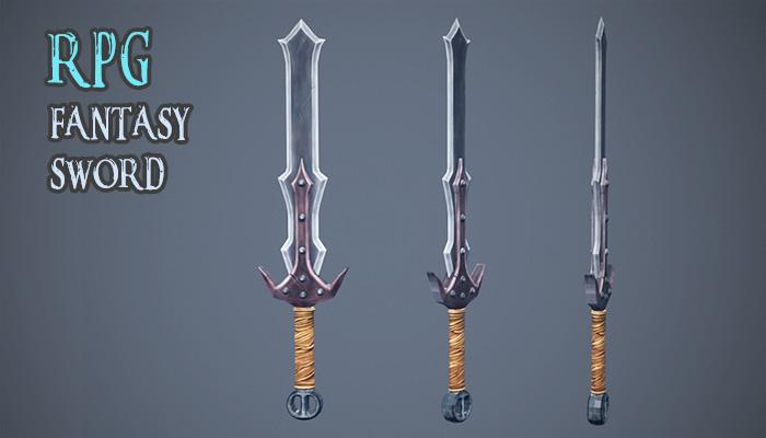 RPG Fantasy Sword