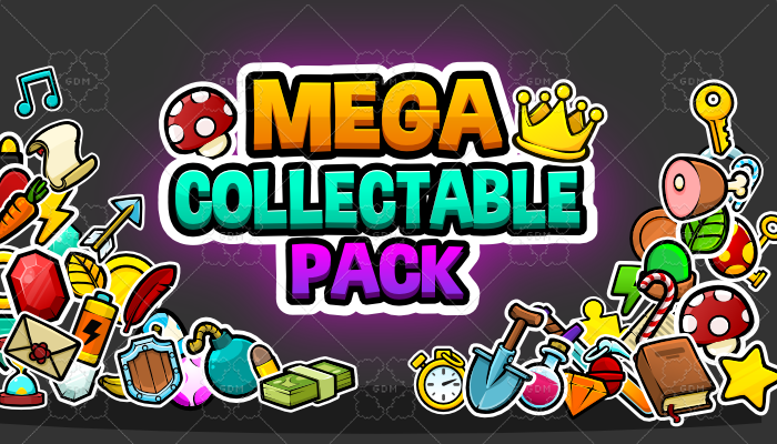 Mega collectables pack