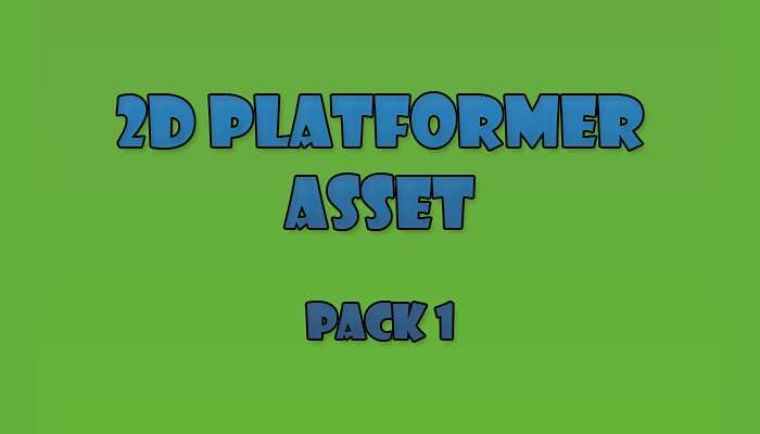 2D Platformer Asset Pack 1
