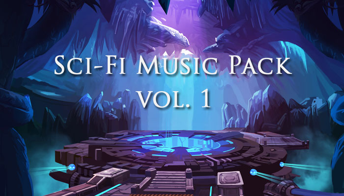 Sci-Fi Music Pack Vol. 1