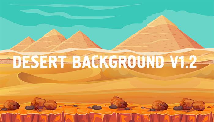 Desert Background v1.2