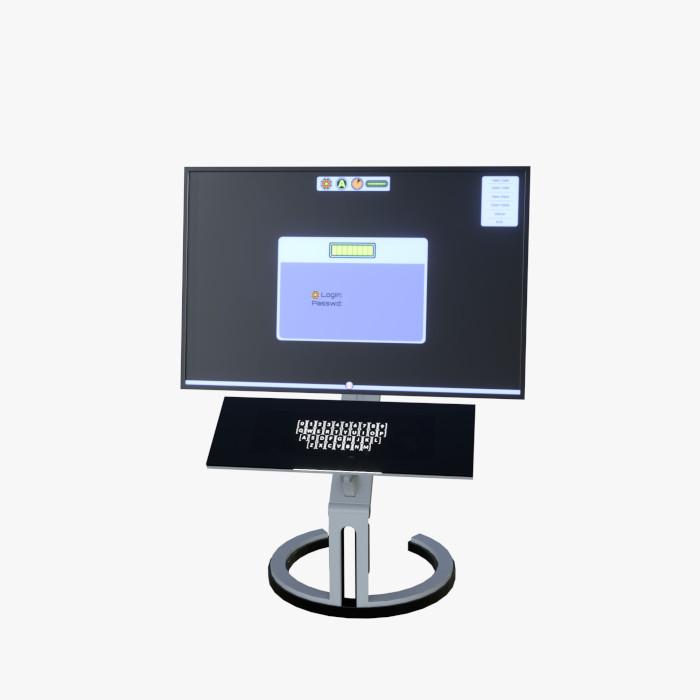 Minimalistic Computer 01