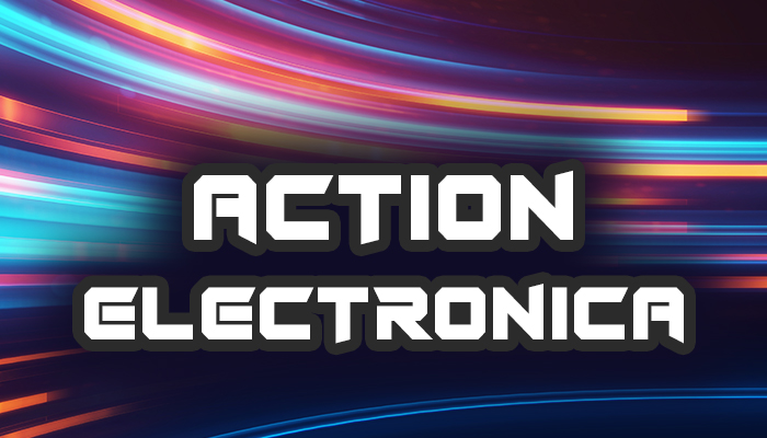Action Electronica Game Music Pack